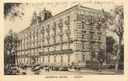 """03 Allier / CPA FRANCE 03 """"Vichy, Queens hôtel"""""""