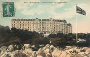 "06 Alpe Maritime / CPA FRANCE 06 ""Menton, grand hôtel du Cap Martin"""