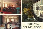 """06 Alpe Maritime / CPSM FRANCE 06 """"Menton, hôtel Céline Rose """""""