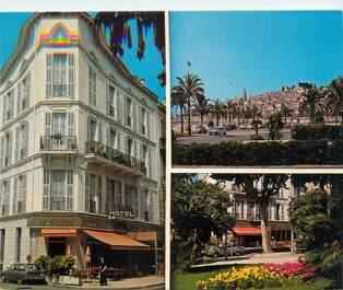 "/ CPSM FRANCE 06 ""Menton, hôtel restaurant Le Globe """