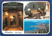 """06 Alpe Maritime / CPSM FRANCE 06 """"Menton, hôtel Claridge's"""""""
