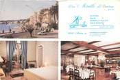 """06 Alpe Maritime / CPSM FRANCE 06 """"Menton, restaurant de l'Ermitage"""""""