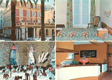 "/ CPSM FRANCE 06 ""Menton, hôtel restaurant des Arcades """