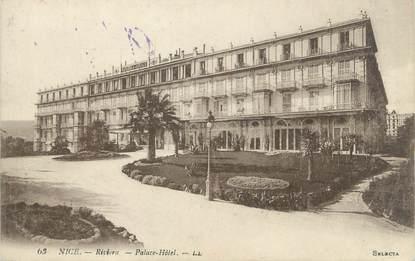 """/ CPA FRANCE 06 """"Nice, Palace Hôtel"""""""