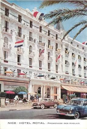 """/ CPSM FRANCE 06 """"Nice, l'hôtel Royal"""""""