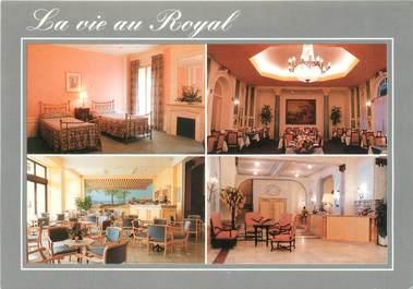 """/ CPSM FRANCE 06 """"Nice, Vacances bleues, Hôtel Royal"""""""