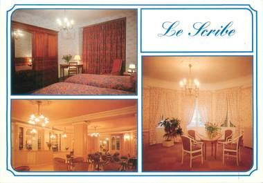 """/ CPSM FRANCE 06 """"Nice, Hôtel Le scribe"""""""
