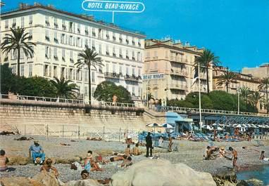 "/ CPSM FRANCE 06 ""Nice, hôtel Beau Rivage"""