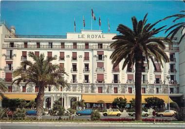 """/ CPSM FRANCE 06 """"Nice, hôtel Le Royal """""""