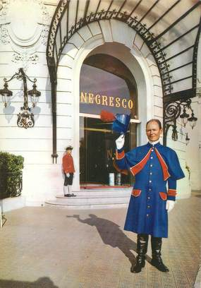"/ CPSM FRANCE 06 ""Nice, hôtel Negresco"""