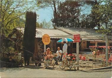 """/ CPSM FRANCE 06 """"Cros de Cagnes, restaurant Camping le Todos"""""""