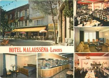 """/ CPSM FRANCE 06 """"Levens, hôtel Malausséna"""""""
