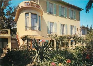"""/ CPSM FRANCE 06 """"Saint Jean Cap Ferrat, hôtel Brise Marine"""""""