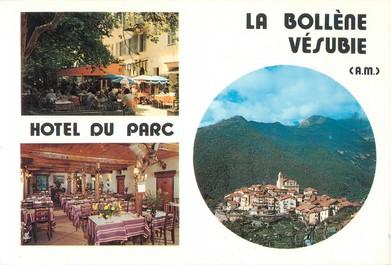 """/ CPSM FRANCE 06 """"La Bollene Vésubie, hôtel du Parc"""""""