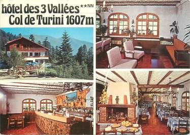 """/ CPSM FRANCE 06 """"Col de Turini, hôtel des vallées"""""""