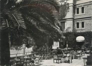 "/ CPSM FRANCE 06 ""Juan Les Pins, Terrasse de l'hôtel Bellevue"""