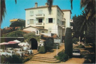 """/ CPSM FRANCE 06 """"Juan Les Pins, hôtel restaurant Le Pré Catalan"""""""