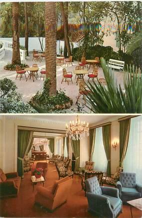 """/ CPSM FRANCE 06 """"Juan Les Pins, résidence Graziella """""""