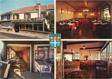 "/ CPSM FRANCE 06 ""Juan Les Pins, Snack Bar Hôtel d'Azurville"""