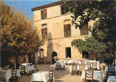 """/ CPSM FRANCE """"Saint Paul de Vence, hôtel la Colombe d'Or"""""""