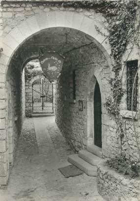 """/ CPSM FRANCE """"Eze, hostellerie du château de la chèvre d'Or, entrée principale"""""""