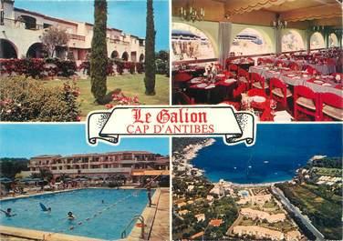 """/ CPSM FRANCE """"Cap d'Antibes, résidence Le Galion"""""""