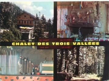 """/ CPSM FRANCE """"Col de Turini, Chalet des trois vallées"""""""