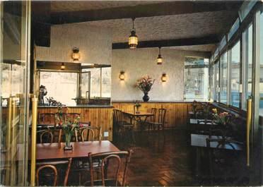 """/ CPSM FRANCE """"Antibes, snack bar hôtel d'Azurville """""""