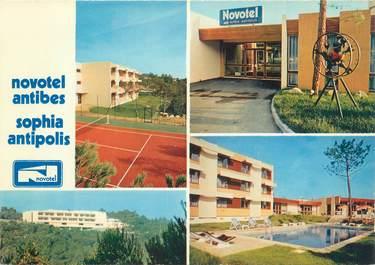 """/ CPSM FRANCE """"Antibes, Hôtel Novotel"""""""
