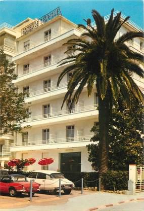 """/ CPSM FRANCE """"Juan Les Pins, hôtel Le Tropique"""""""