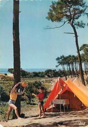 "CPSM CAMPING ""En Vendée"""