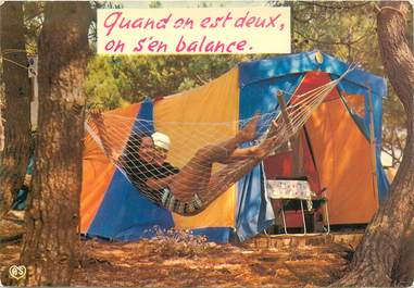 CPSM CAMPING