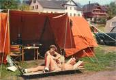 Theme CPSM CAMPING