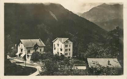 """CPSM FRANCE 74 """"Servoz, Hotel de la Fontaine"""""""
