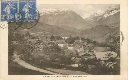 """CPA FRANCE 74 """"La Motte"""""""