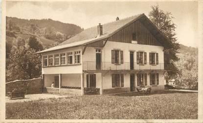 """CPA FRANCE 74 """"Saint Gervais les Bains, Maison d'Enfants Les Noisetiers"""""""