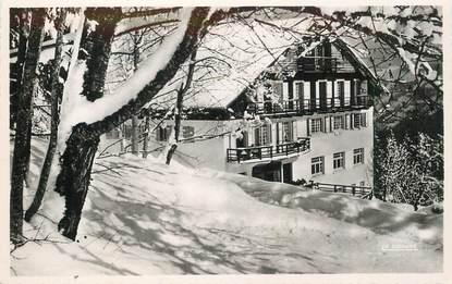 """CPSM FRANCE 74 """"Saint Gervais les Bains, Hotel Arbois Bettex"""""""