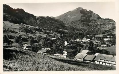 """CPSM FRANCE 74 """"Mont Saxonnex"""""""