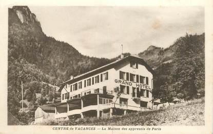"""CPA FRANCE 74 """"Thonon les Bains, centre de vacances"""""""