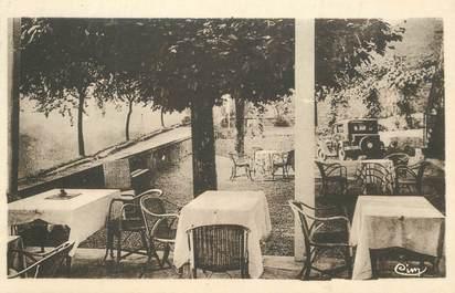 "CPA FRANCE 74 ""Sallanches, Hotel de Paris"""