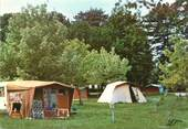 """03 Allier CPSM FRANCE 03 """"Bourbon l'Archambault, station thermal, le camping"""""""