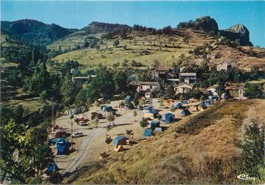 "CPSM FRANCE 04 ""Castellane, camping La Colle"""