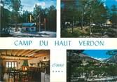 """04 Alpe De Haute Provence CPSM FRANCE 04 """"Villars Comars, Camp du Haut Verdon"""""""