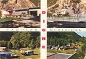 """04 Alpe De Haute Provence CPSM FRANCE 04 """"Digne, le camping municipal"""""""