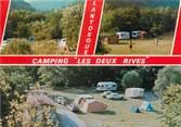 """06 Alpe Maritime CPSM FRANCE 06 """"Lantosque, camping les Deux rives"""""""