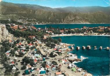 """CPSM FRANCE 06 """"Saint Jean Cap Ferrat, camping Solemar """""""