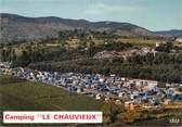 "07 Ardeche CPSM FRANCE 07 ""Salavas, camping Le Chauvieux"""