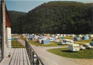 """CPSM FRANCE 08 """"Haulme, le camping"""""""