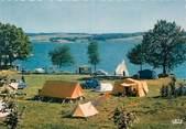 """12 Aveyron CPSM FRANCE 12 """"Le lac de Pareloup, camping du Yachting"""""""