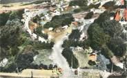 """14 Calvado CPSM FRANCE 14 """"Trouville, camping Chant des Oiseaux, vue aérienne"""""""